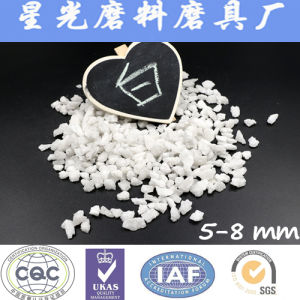 White Fused Alumina Grit with Al2O3 99% pictures & photos