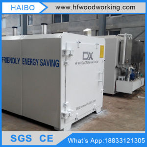 High-Frequency Vacuum Wood Machine/Woodworking Machine/Timber Dryer 10cbm Machine
