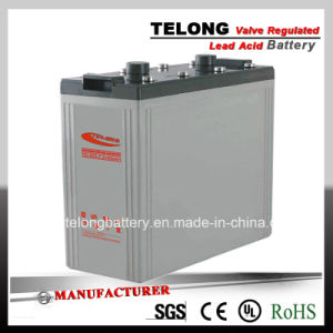 2V 400ah Solar Gel Battery with Ce SDS RoHS UL Certificate pictures & photos