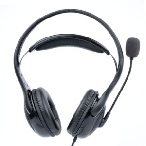 3.5mm Plug Wired Headset/Stereo Headset for Computer (RH-K133-011)