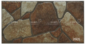 Porcelain Rustic Stone Wall Tile (200X400mm)