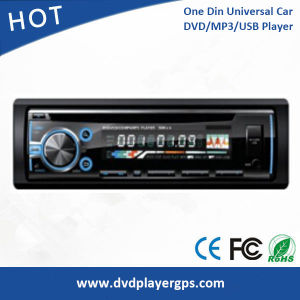 Single DIN Car Detached DVD Player (VD-740D)