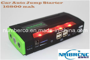 Nmbrcnc-Sp-15 Portable Mini Multi-Function Car Auto Jump Starter (16800mAh)