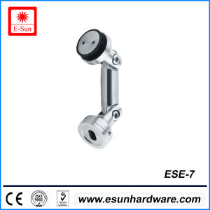 High Quality Stainless Steel Glass Connector (ESE-7) pictures & photos