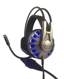 OEM Private Headset Gaming with LED (K-B173)