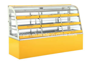Pastry Bread Cake display Cabinet for Bakery pictures & photos