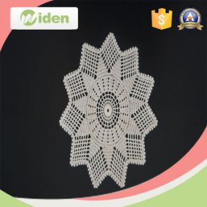 Different Sizes Available Top Rated Grid Linear Pattern Embroidery Patch pictures & photos