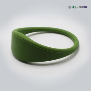 Bright 125khz Rfid Tk4100 Em4100 Waterproof Proximity Smart Card Wristband Bracelet Id Card For Access Control Access Control Cards