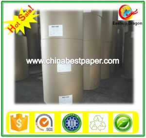 White Woodfree Offset Paper 80g pictures & photos