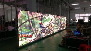 High Resolution P3.91 Full Color Advertising LED Billboard pictures & photos