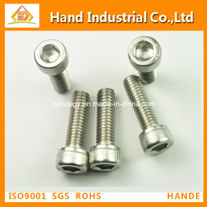 Stainless Steel Bolt Hex Socket Head Cap Screws Bolts pictures & photos