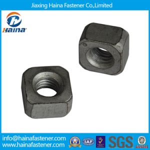 Stainless Steel 304/316 Hex Nuts/Carbon Steel Zinc Plated Hex Nuts/Black Kex Nuts/Square Nuts/Nyloc Hex Nuts pictures & photos