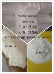 Factory Hot Sale 99% Potassium Carbonate (K2CO3) pictures & photos