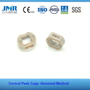 Cervical Lumbar Peekk Cage Plif Tlif Spine Peek Cages Fusion Device pictures & photos