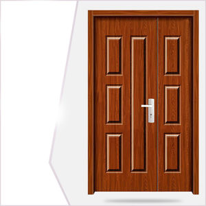 High Quality Pvc Roll Up Interior Wood Door