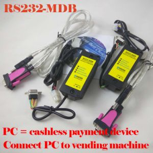 Vending Machine Cashless Payment Adapter PC to Vending Machine pictures & photos