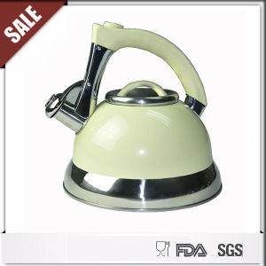 Hot Sale 2.5L Stainless Steel Kettle