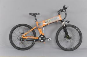26 Inch 36V 250watt Lithium Battery Electric Bicycle