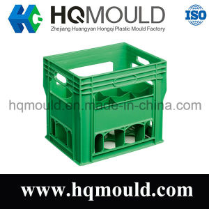 Plastic Stackable Beer Crate Injection Mould pictures & photos