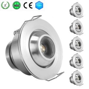 new arrival b30bd 7b7aa 1W 2-Inch LED Recessed Ceiling Lights