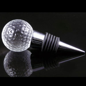 Crystal Wine Bottle Stopper for Wine Accessory pictures & photos