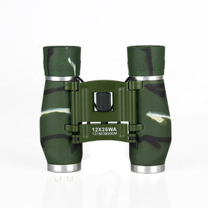 High Quality Definition 12X25 War Miliraty Binoculars Cl3-0075 pictures & photos