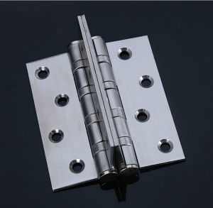 Stainless Steel 201 Ball Bearing Flat Butt Door Hinge (ATC-379) pictures & photos