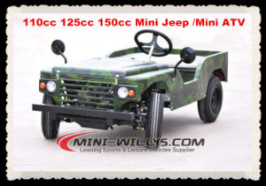 110cc 125cc 150cc Hot Selling Mini Jeep Willys for Sale pictures & photos