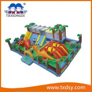 Bouncy Castle, Amusement Park Inflatable Paradise pictures & photos