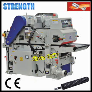 Two Side Woodworking Machines for Planing Solid Wood pictures & photos