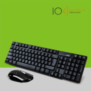 2015 Waterproof 2 4G Wireless Keyboard and Mouse Combo Set Laptop,  Notebook, Desktop Any Computer
