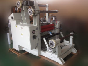 Paper Roll Slitter Rewinder Machine for Adhesive Tape pictures & photos