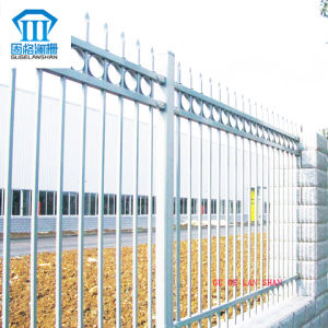 High Quality Wrought Zinc Steel Fence 031