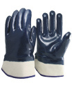 Superior Quality Nitrile Coating Gloves pictures & photos