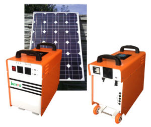 500W Prepaid off Grid Indoor/Outdoor Stand Alone Solar Energy System