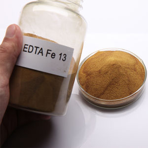 Water Soluble Micronutrient EDTA Fe Fertilizer pictures & photos