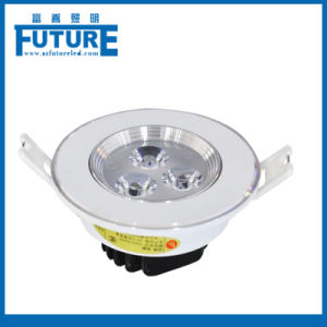 3W Round Spotlight with RoHS&CE&CCC Approved