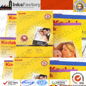 Original Kodak High Gloss Photo Paper pictures & photos