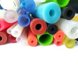 Colored Food Grade Silicone Rubber Tube/Silicone Pipe/Silicone Hose