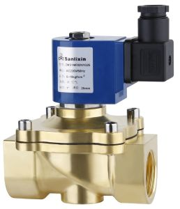 Low Power Compact Series Directing Solenoid Valve pictures & photos