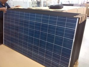 310W Poly Solar Module with Ce&TUV Certificate (AE310P6-72) pictures & photos