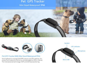 2016 New Real Time Map Location Pet GPS Tracker (EV-200) pictures & photos