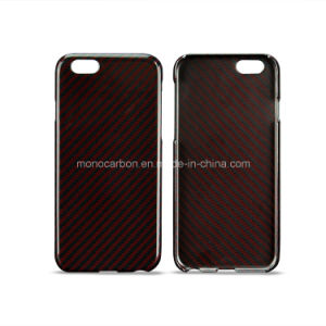 China Supply 100% Real Aramid Fiber Smartphone Cover for Apple iPhone 6s pictures & photos