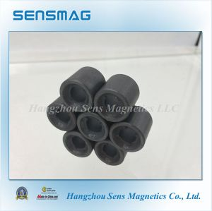 Customized Pressed Permanent Ferrite Magnet with RoHS for Motor pictures & photos
