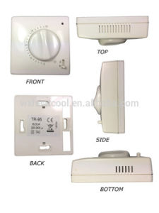 Mechanical Wall Thermostat for Temperature Controller pictures & photos