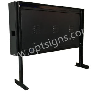 Outdoor Display Changeable Signs Full Color WiFi Programmable LED Message Board pictures & photos