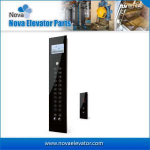 Touch Glass Cop Lop with LCD and DOT Matrix Display pictures & photos