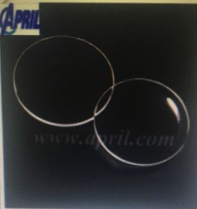 Optical Sapphire Circular Window/Wafer pictures & photos