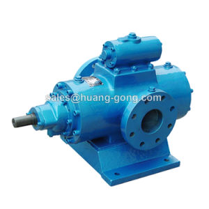 Three Screw Type Fuel Oil Pump pictures & photos