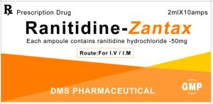 Ranitidine Hydrochloride Liquid for Injection GMP Factory pictures & photos
